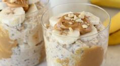 Dave's Marketplace - Peanut Butter Banana Overnight Oats