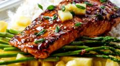 Dave's Marketplace - Asian Barbecue Salmon