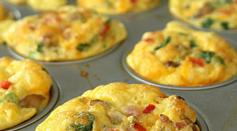Dave's Marketplace - Scrambled Egg Breakfast Muffins