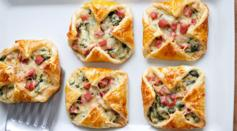 Dave's Marketplace - Ham Cheese & Spinach Puffs