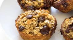 Dave's Marketplace - Healthy Banana Chocolate Chip Oatmeal Muffins