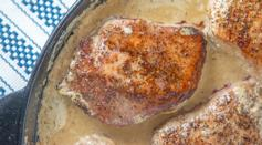 Dave's Marketplace - Creamy Ranch Pork Chops