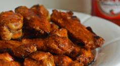 Dave's Marketplace - Grilled Chicken Wings with Seasoned Buffalo Sauce