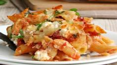 Dave's Marketplace - Baked Ziti with Ricotta