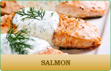 Visit Dave's Seafood Market for Fresh Salmon in RI