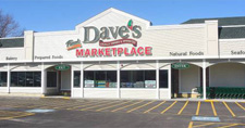 Dave's Marketplace - Our Locations